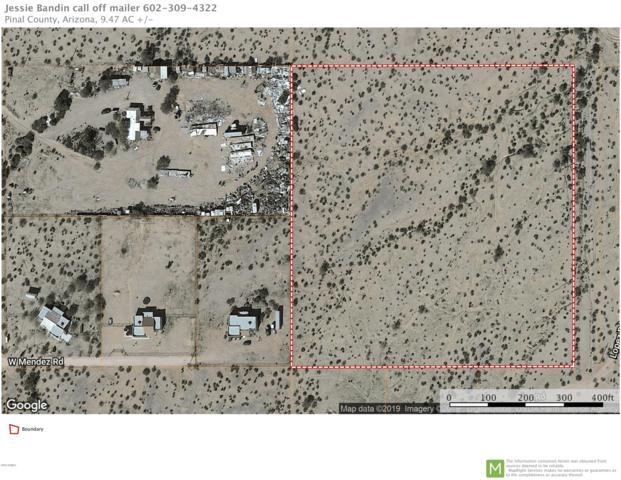 00 S Lopez Road, Maricopa, AZ 85139 (MLS #5933388) :: Brett Tanner Home Selling Team