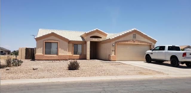 14575 S Redondo Road, Arizona City, AZ 85123 (MLS #5933534) :: The Laughton Team