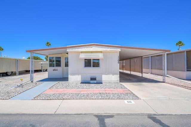 2100 N Trekell Road #66, Casa Grande, AZ 85122 (MLS #5933543) :: Nate Martinez Team