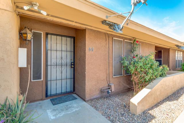 2544 W Campbell Avenue #44, Phoenix, AZ 85017 (MLS #5933570) :: CC & Co. Real Estate Team