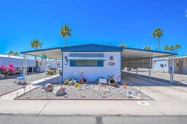 2100 N Trekell Road #95, Casa Grande, AZ 85122 (MLS #5933571) :: Nate Martinez Team