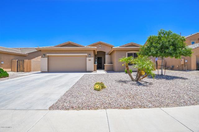 2618 E San Isido Trail, Casa Grande, AZ 85194 (MLS #5933623) :: Riddle Realty
