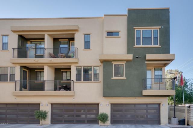 4236 N 27TH Street #32, Phoenix, AZ 85016 (MLS #5933675) :: Brett Tanner Home Selling Team