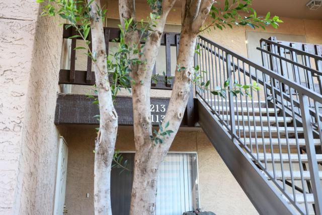 520 N Stapley Drive #213, Mesa, AZ 85203 (MLS #5933809) :: Phoenix Property Group