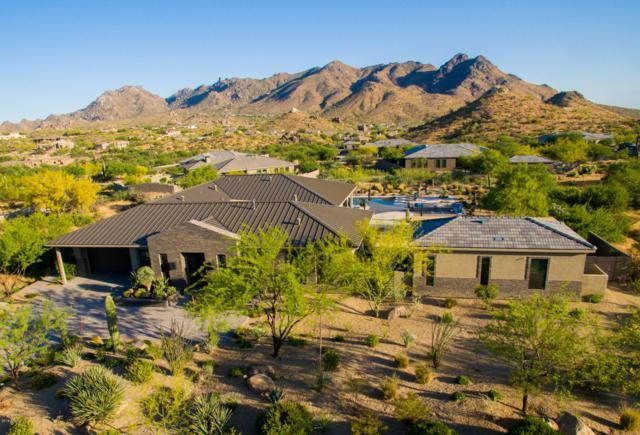 11701 E Desert Holly Drive, Scottsdale, AZ 85255 (MLS #5933872) :: Lucido Agency
