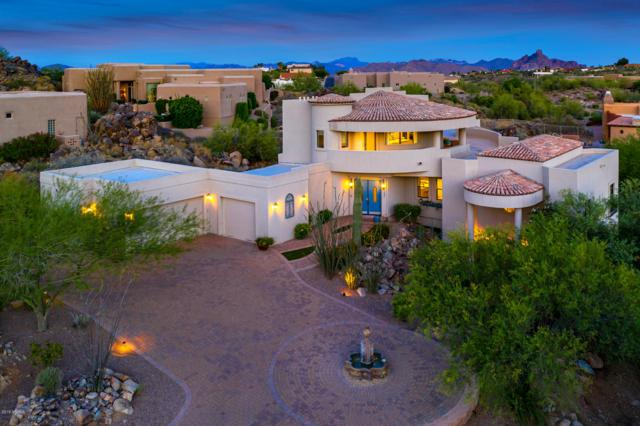 15307 E Valverde Drive, Fountain Hills, AZ 85268 (MLS #5933882) :: The Kenny Klaus Team