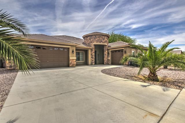 21831 S 218TH Street, Queen Creek, AZ 85142 (MLS #5933966) :: Revelation Real Estate