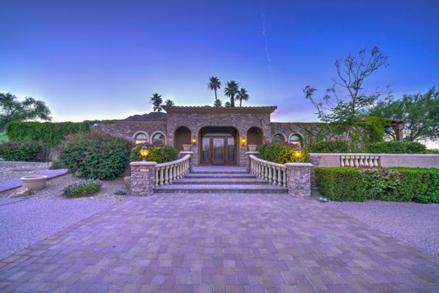 4824 E Crystal Lane, Paradise Valley, AZ 85253 (MLS #5933976) :: The Bill and Cindy Flowers Team
