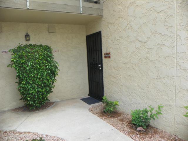 4950 N Miller Road #119, Scottsdale, AZ 85251 (MLS #5933999) :: Devor Real Estate Associates