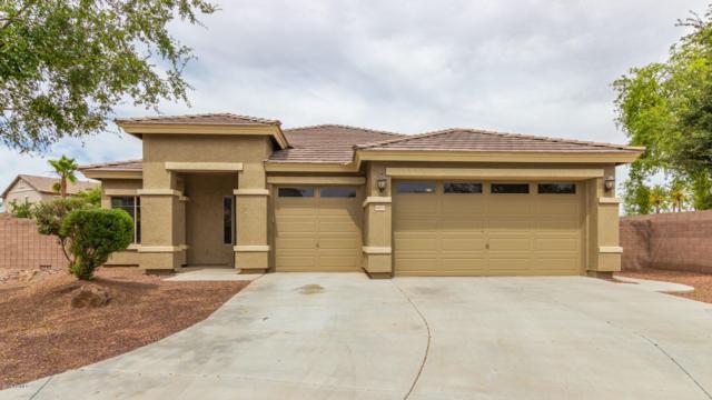 44510 W High Desert Trail, Maricopa, AZ 85139 (MLS #5934214) :: Revelation Real Estate