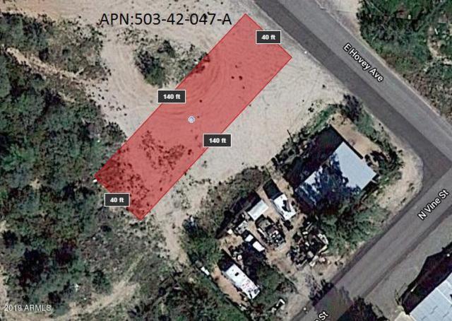 21535 W Hovey Avenue, Wittmann, AZ 85361 (MLS #5934498) :: Revelation Real Estate