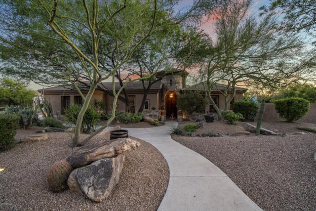 11051 E Meadowhill Drive, Scottsdale, AZ 85255 (MLS #5934938) :: My Home Group