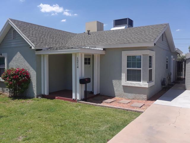 1214 E Whitton Avenue, Phoenix, AZ 85014 (MLS #5935068) :: The Everest Team at My Home Group
