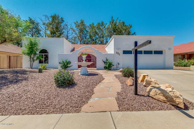 471 E San Remo Avenue, Gilbert, AZ 85234 (MLS #5935122) :: Occasio Realty