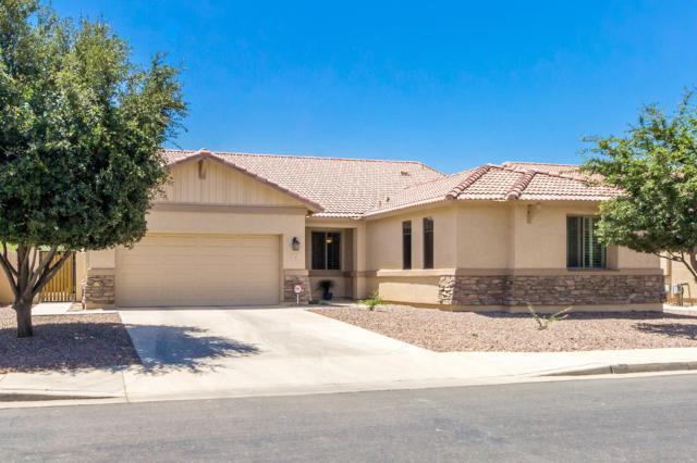 1601 E Palo Verde Drive, Casa Grande, AZ 85122 (MLS #5935131) :: Yost Realty Group at RE/MAX Casa Grande