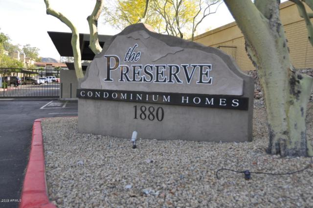 1880 E Morten Avenue E #143, Phoenix, AZ 85020 (MLS #5935193) :: Devor Real Estate Associates
