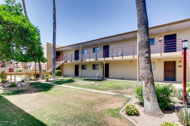 4630 N 68TH Street #210, Scottsdale, AZ 85251 (MLS #5935229) :: The W Group