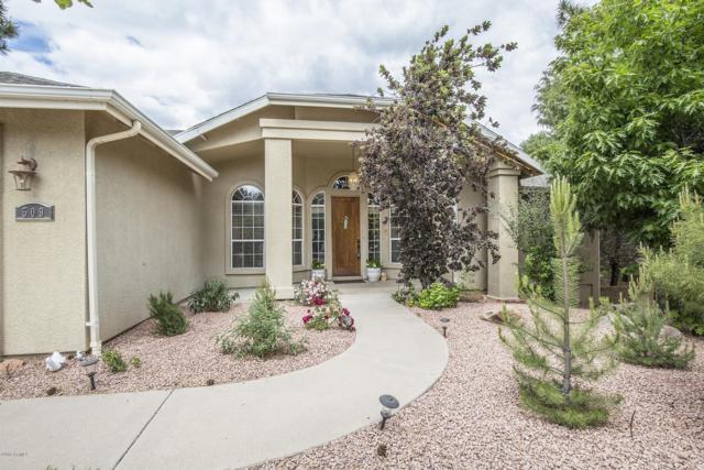 509 W Laredo Loop, Payson, AZ 85541 (MLS #5935245) :: The Kenny Klaus Team