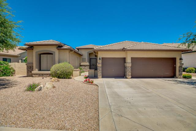 6671 S Seneca Way, Gilbert, AZ 85298 (MLS #5935341) :: Revelation Real Estate