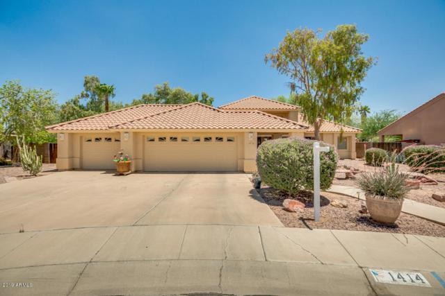 1414 N Paseo De Sonora, Casa Grande, AZ 85122 (MLS #5935394) :: Yost Realty Group at RE/MAX Casa Grande