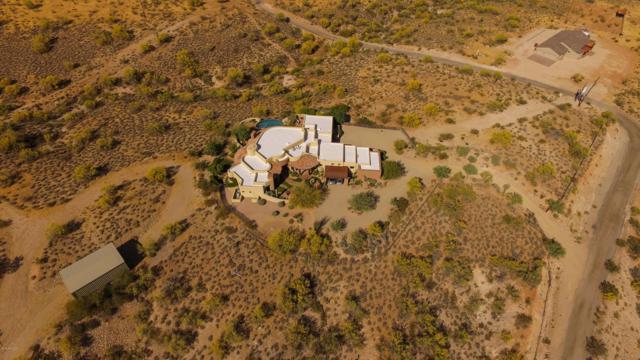 1230 W Larrea Trail, Wickenburg, AZ 85390 (MLS #5935429) :: Riddle Realty Group - Keller Williams Arizona Realty