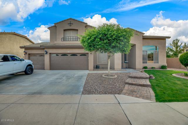 2446 S Sorrelle, Mesa, AZ 85209 (MLS #5935582) :: The Kenny Klaus Team