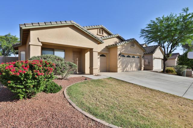 3541 N 127TH Drive, Avondale, AZ 85392 (MLS #5935653) :: CC & Co. Real Estate Team