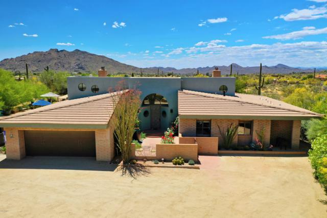 8239 E Paint Pony Drive, Carefree, AZ 85377 (MLS #5935701) :: Lux Home Group at  Keller Williams Realty Phoenix
