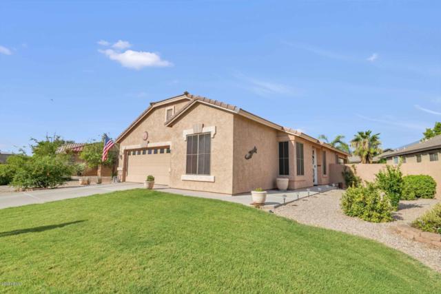 876 S Nielson Street, Gilbert, AZ 85296 (MLS #5935798) :: The Pete Dijkstra Team