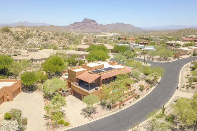 7260 E Eagle Crest Drive #37, Mesa, AZ 85207 (MLS #5935850) :: Conway Real Estate