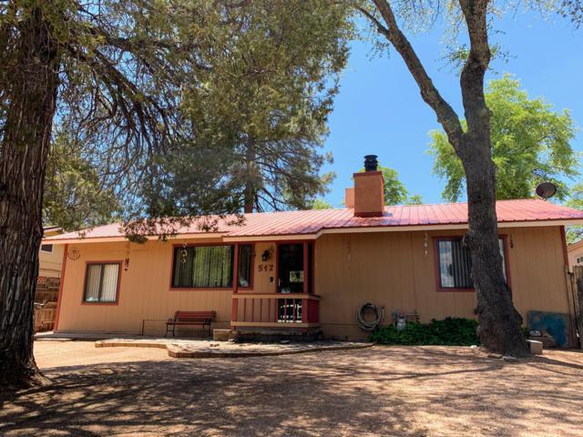 517 W Bridle Path Lane, Payson, AZ 85541 (MLS #5936128) :: Occasio Realty
