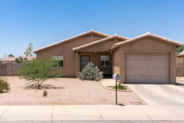 140 S Apache Avenue, Eloy, AZ 85131 (MLS #5936226) :: Brett Tanner Home Selling Team