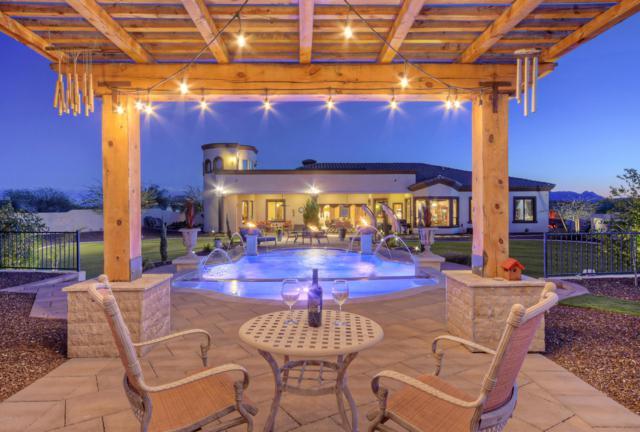 14040 E Smokehouse Trail, Scottsdale, AZ 85262 (MLS #5936262) :: The Carin Nguyen Team