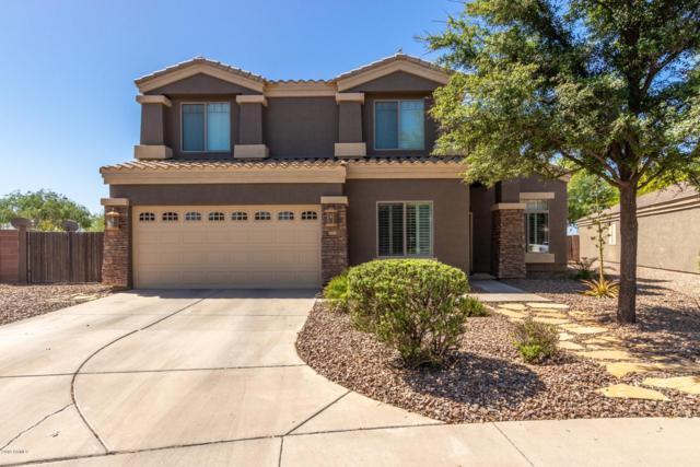 1777 E Cardinal Drive, Casa Grande, AZ 85122 (MLS #5936397) :: The Pete Dijkstra Team
