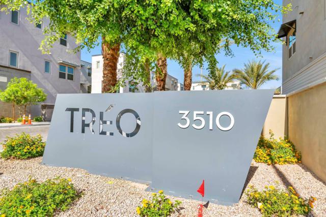 3510 N Miller Road #1017, Scottsdale, AZ 85251 (MLS #5936501) :: Brett Tanner Home Selling Team