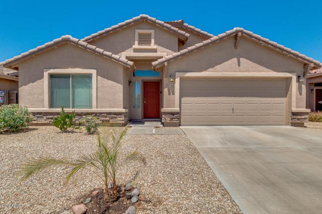 21548 N Greenway Road, Maricopa, AZ 85138 (MLS #5936601) :: Revelation Real Estate