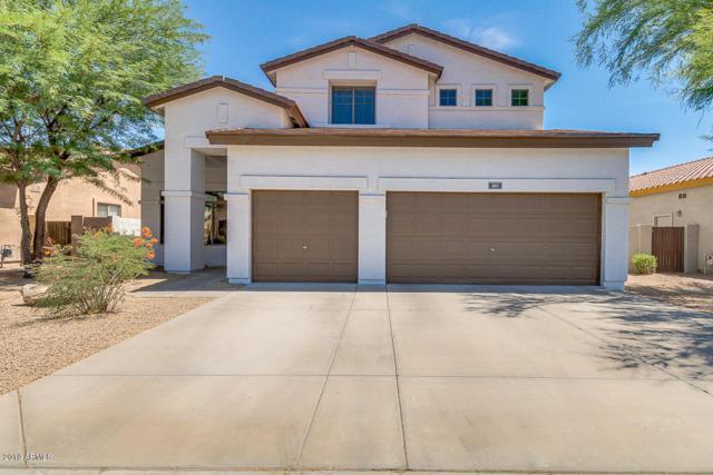 841 E Taurus Place, Chandler, AZ 85249 (MLS #5936749) :: The Bill and Cindy Flowers Team
