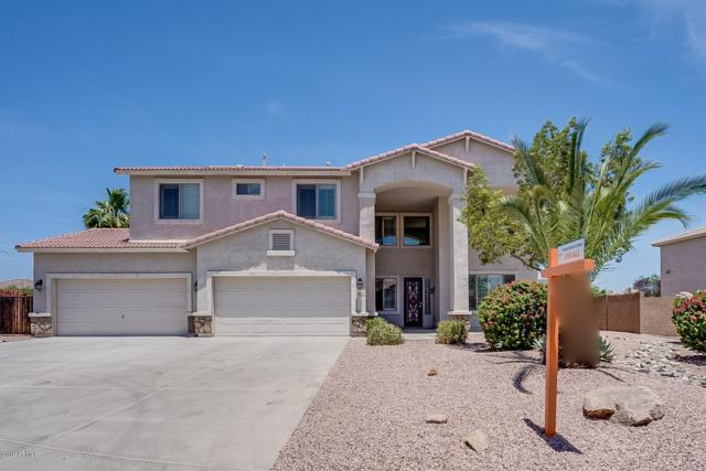 11343 N 150TH Lane, Surprise, AZ 85379 (MLS #5936797) :: Openshaw Real Estate Group in partnership with The Jesse Herfel Real Estate Group