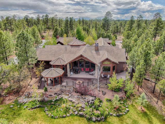 281 N Silverleaf Lane, Show Low, AZ 85901 (MLS #5936799) :: Brett Tanner Home Selling Team