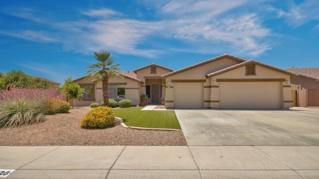 20426 N 87TH Lane, Peoria, AZ 85382 (MLS #5936805) :: The Laughton Team