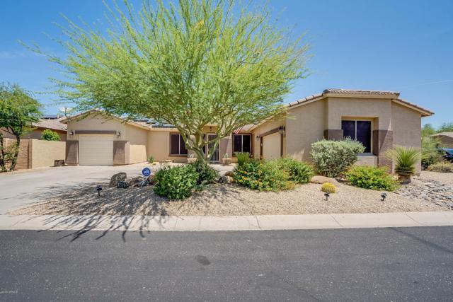 4410 E Happy Coyote Trail, Cave Creek, AZ 85331 (MLS #5936817) :: Conway Real Estate