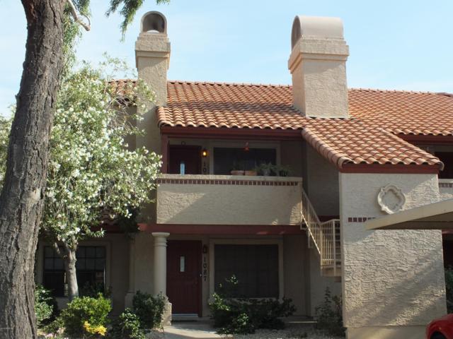 4901 E Kelton Lane #1088, Scottsdale, AZ 85254 (MLS #5937209) :: The Bill and Cindy Flowers Team