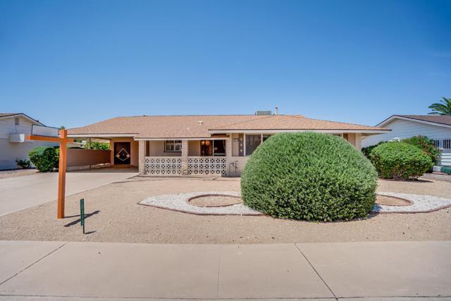 10310 W Cinnebar Avenue, Sun City, AZ 85351 (MLS #5937293) :: Kepple Real Estate Group