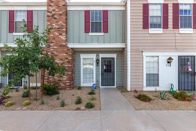1601 N Saba Street #269, Chandler, AZ 85225 (MLS #5937501) :: Revelation Real Estate