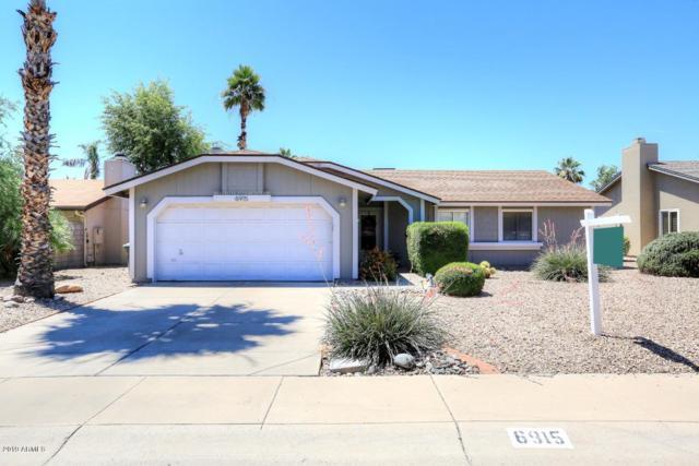 6915 E Sandra Terrace, Scottsdale, AZ 85254 (MLS #5937548) :: Brett Tanner Home Selling Team