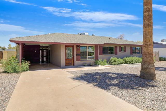 7038 E Oak Street, Scottsdale, AZ 85257 (MLS #5937553) :: Brett Tanner Home Selling Team