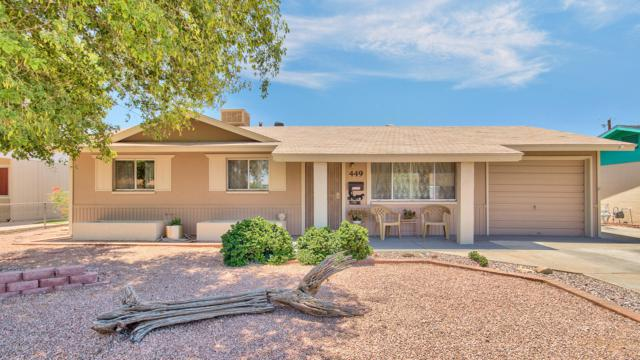 449 E San Tan Street, Chandler, AZ 85225 (#5937555) :: Gateway Partners | Realty Executives Tucson Elite