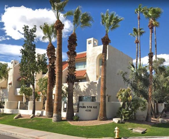 4330 N 5TH Avenue #110, Phoenix, AZ 85013 (MLS #5937797) :: Kepple Real Estate Group