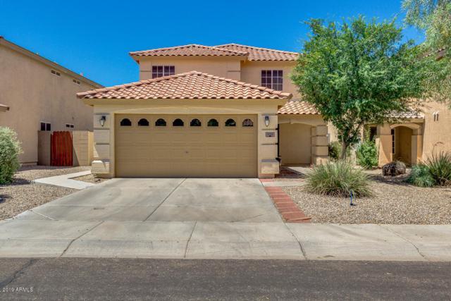 1058 E Mayfield Drive, San Tan Valley, AZ 85143 (MLS #5937839) :: The Pete Dijkstra Team