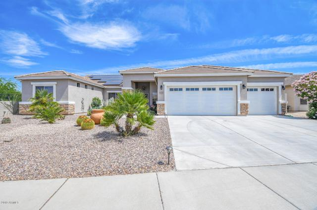 128 W Ridgeview Trail, Casa Grande, AZ 85122 (MLS #5937865) :: The Pete Dijkstra Team